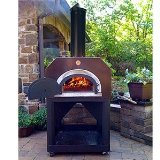 Mario Batali Wood Burning Oven with Cart Complete