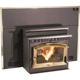 Breckwell Hearth Pellet Stove Insert