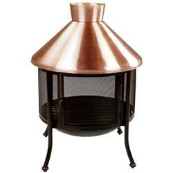 Coleman Copper Dome Fireplace
