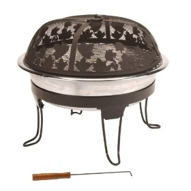 Coleman Pack-Away Portable Fireplace Grill