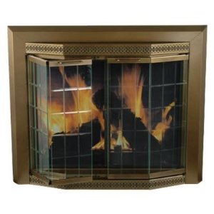 Pleasant Hearth GR-7201 Grandoir Fireplace Door