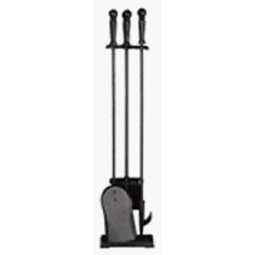 Home Impressions Fireplace Tool Set