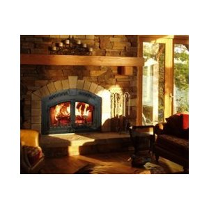 Napoleon High Country 6000 Wood Burning Fireplace