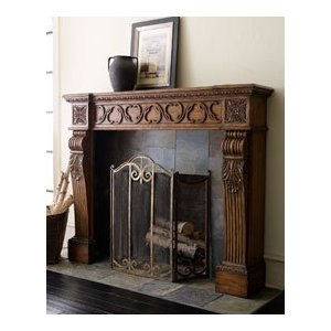 Saxony Fireplace Surround