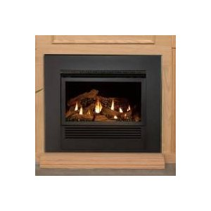 Empire Comfort Systems Vented Gas Window Fireplace